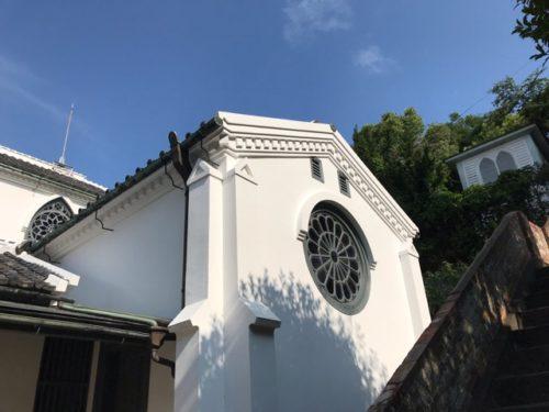大浦天主堂のステンドグラス