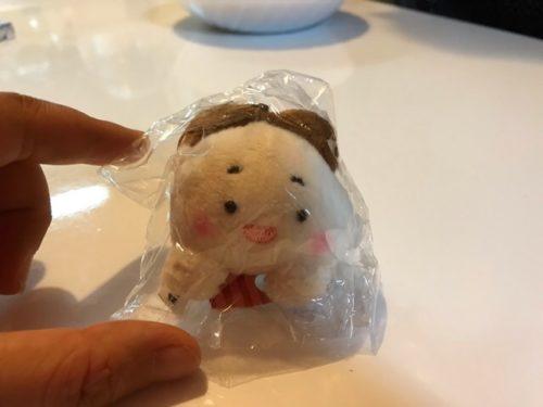 豚角煮まんちゃんのストラップ