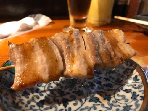 糸島豚バラ串