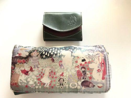 小さいふと長財布