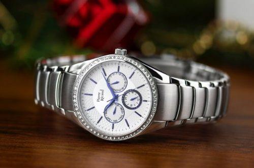 プレゼントの腕時計