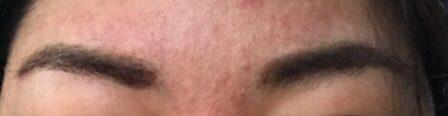 メイベリンの眉ティントの02ミディアムブラウン