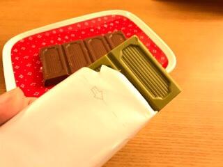 ピープルツリーのフェアトレードチョコレートの内装